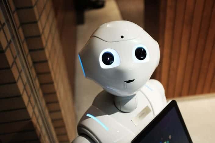 walks into a bar jokes - A robot walks into a bar, orders a drink, and lays down a bill. The bartender says _Hey, we don't serve robots!_, and the robot says _No, but someday you will._